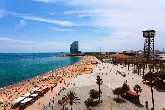 Clima y Temperatura en Barcelona y España