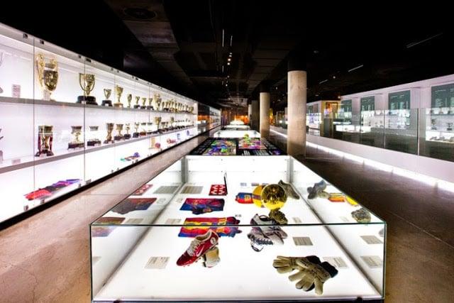 Museo del Fútbol del Barcelona FC