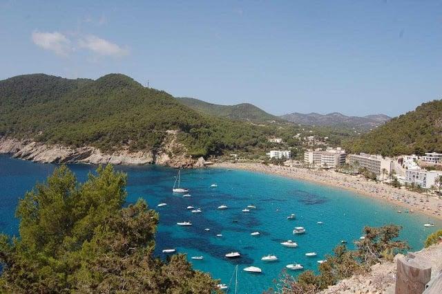 Ida y vuelta de Barcelona a Ibiza