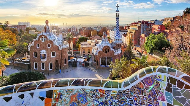 Itinerario de un día en Barcelona