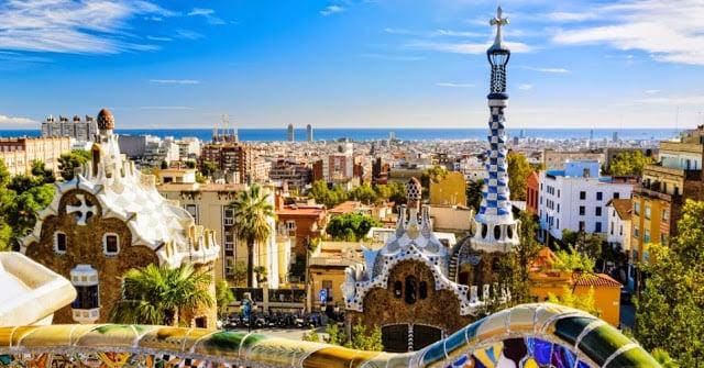 Itinerario de tres días en Barcelona
