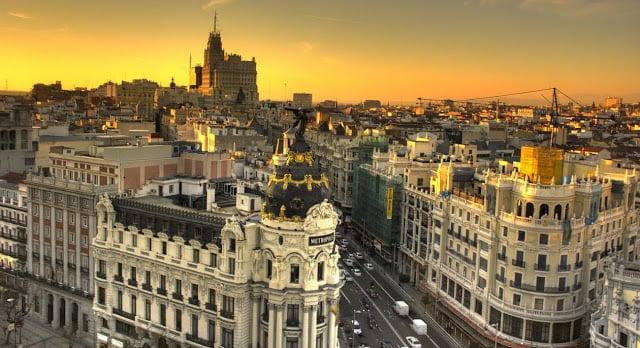 Zona Horaria de Madrid