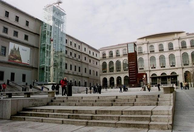 Museo Nacional Centro de Arte Reina Sofía en Madrid