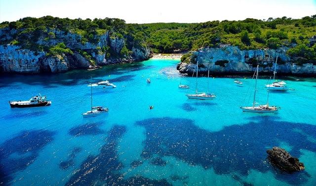Itinerario de dos días en Menorca