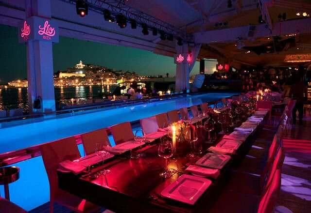 Restaurantes en Ibiza - lio