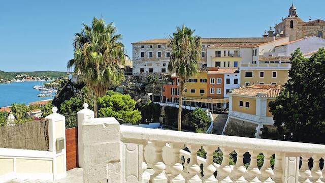 Itinerario de un día en Menorca