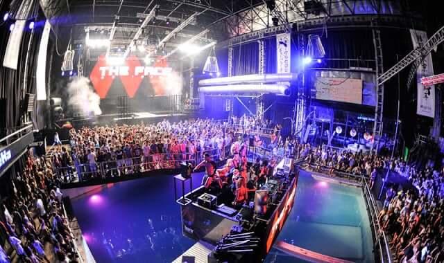 Vida nocturna en Ibiza - Discoteca PRIVILEGIO