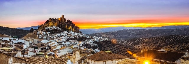 Itinerario de dos días en Granada
