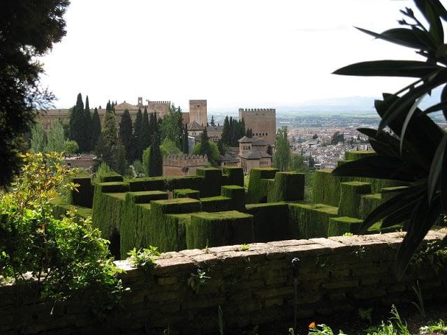 Villa Generalife en Granada