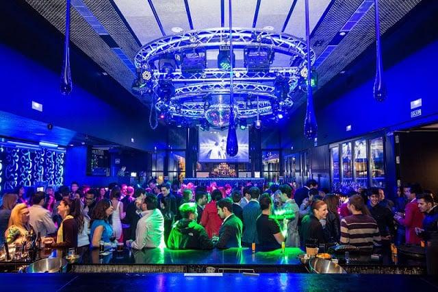 Mejores discotecas en Granada