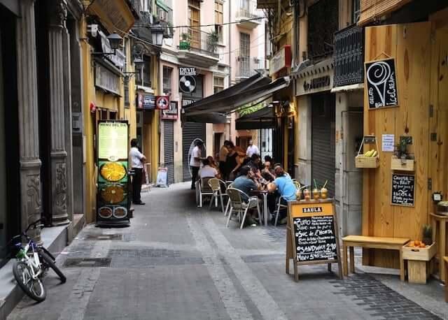 Mejores bares de Valencia