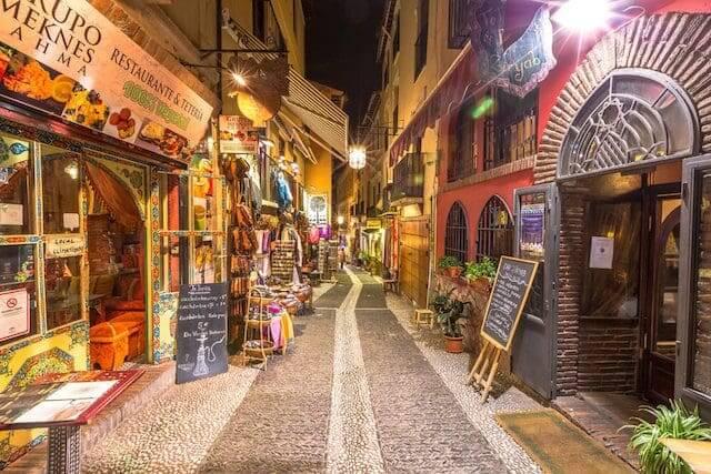 Mejores bares en Granada