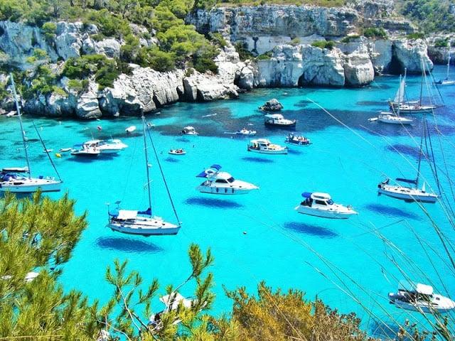 Islas Baleares en España