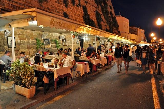 Mejores restaurantes en Menorca