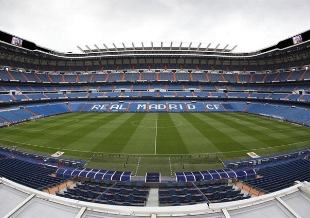 Ver un partido del Real Madrid en Madrid
