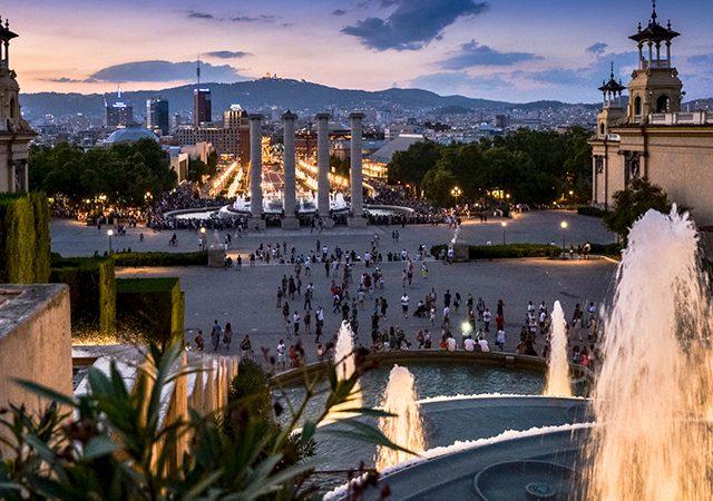Barcelona en Septiembre