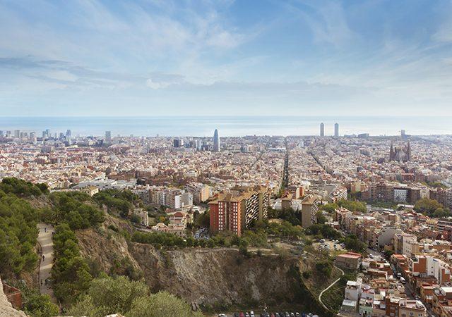 Barcelona en Agosto