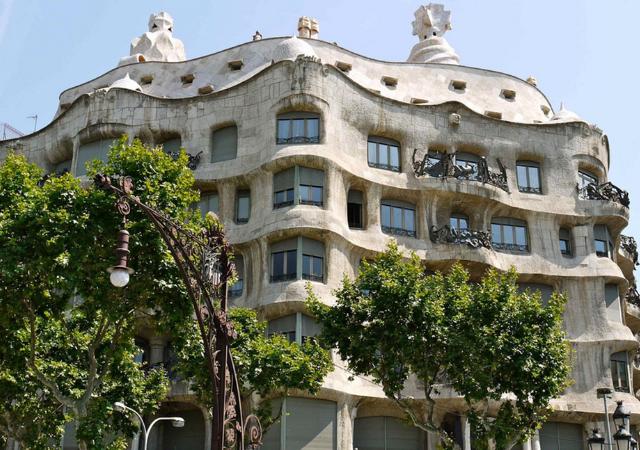 Entradas a la Casa Milà o a La Pedrera en Barcelona