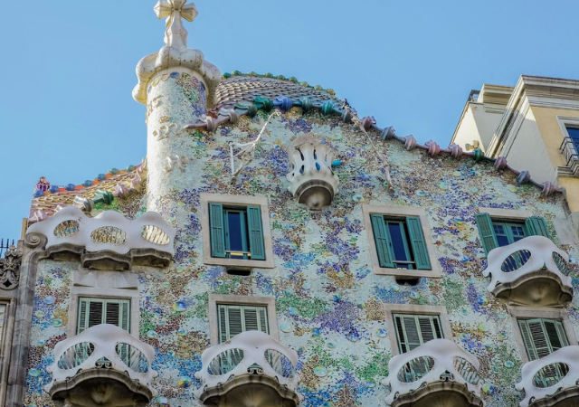 Entradas a la Casa Batlló en Barcelona