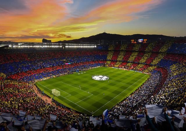 Entradas para el Estadio Camp Nou de Barcelona
