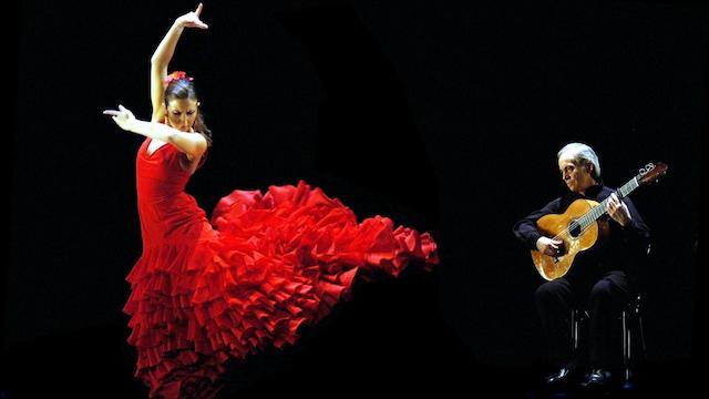Cena y Espectáculo Flamenco en Madrid