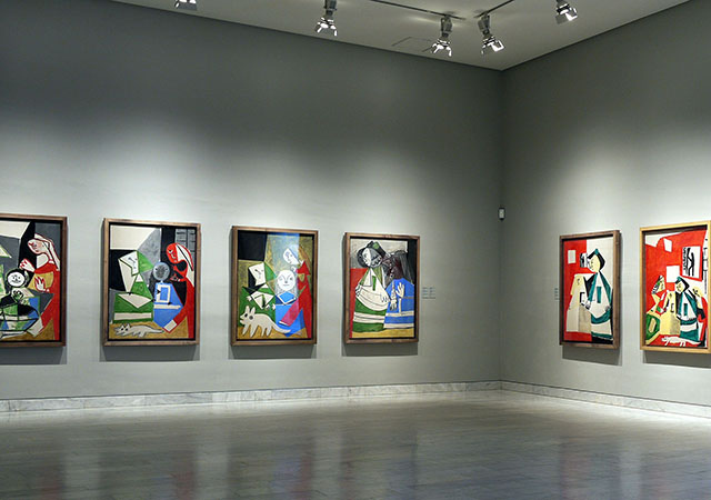 Entradas para el Museo Picasso de Barcelona
