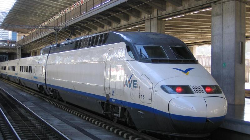Viaje en tren de Córdoba a Madrid