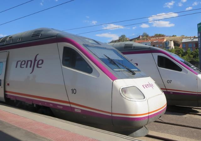 Viaje en tren de Toledo a Madrid