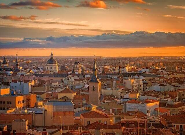 Paseos en Madrid