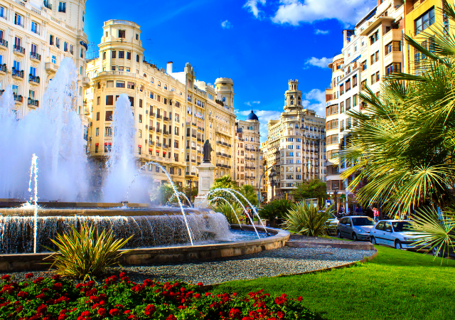 Recorrido de tres días por Valencia
